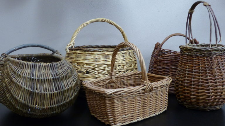 How to Weave a Reed Basket